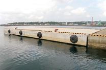 西之表港改修工事