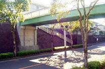 皇徳寺第2歩道橋補強工事