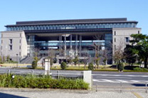県民交流センター新築工事