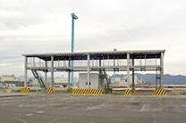 志布志港整備 コンテナゲート・ブース新築工事