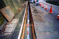 整備2工区配水管布設工事